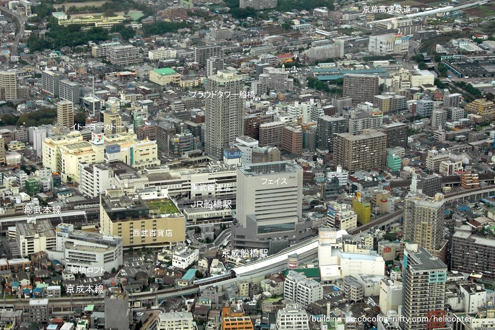 鉄道3路線のターミナル!船橋駅で乗り換えついでにランチしよう!のサムネイル画像
