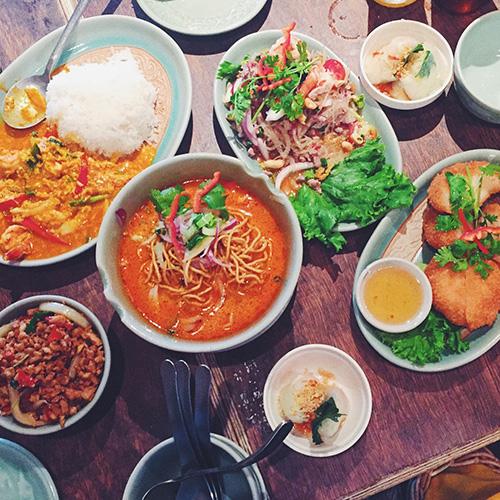 日本にいながら本場の味が楽しめる!!東京のおすすめタイ料理店6選のサムネイル画像