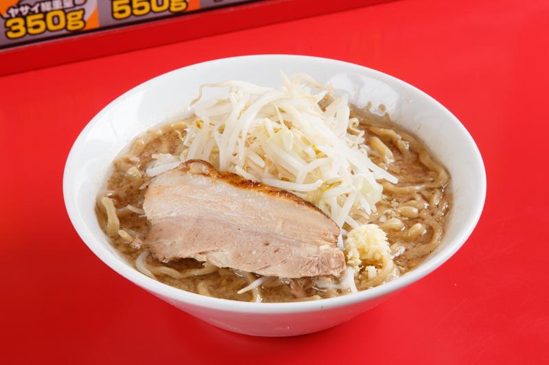 名古屋の「ラーメン二郎」系人気ラーメン、麺屋あっ晴れ(あっぱれ)のサムネイル画像