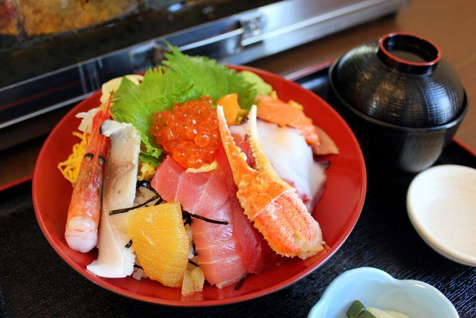 アクアラインでひとっとび!木更津でおいしい海鮮丼が食べられるお店のサムネイル画像