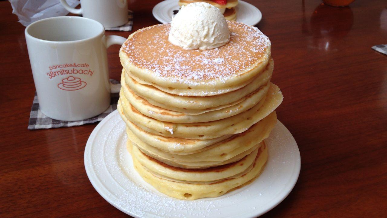 パンケーキ大好き!仙台で食べるおいしいパンケーキのお店特集♪のサムネイル画像
