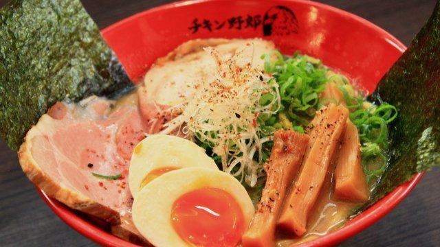 滋賀で見つけた♪めっちゃ美味しいラーメン屋さんはここだ!のサムネイル画像