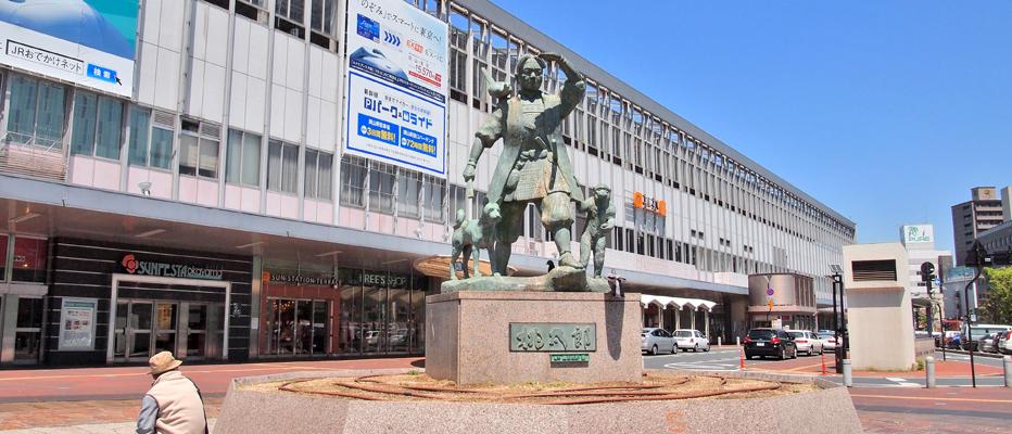 晴れの国の中心地!岡山駅とその付近の人気のランチをご紹介!のサムネイル画像