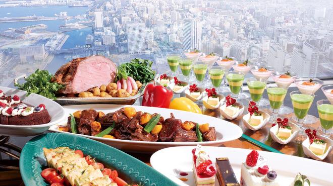 憧れの横浜のホテルで食べ放題!絶品ランチメニューが!おすすめ5選のサムネイル画像