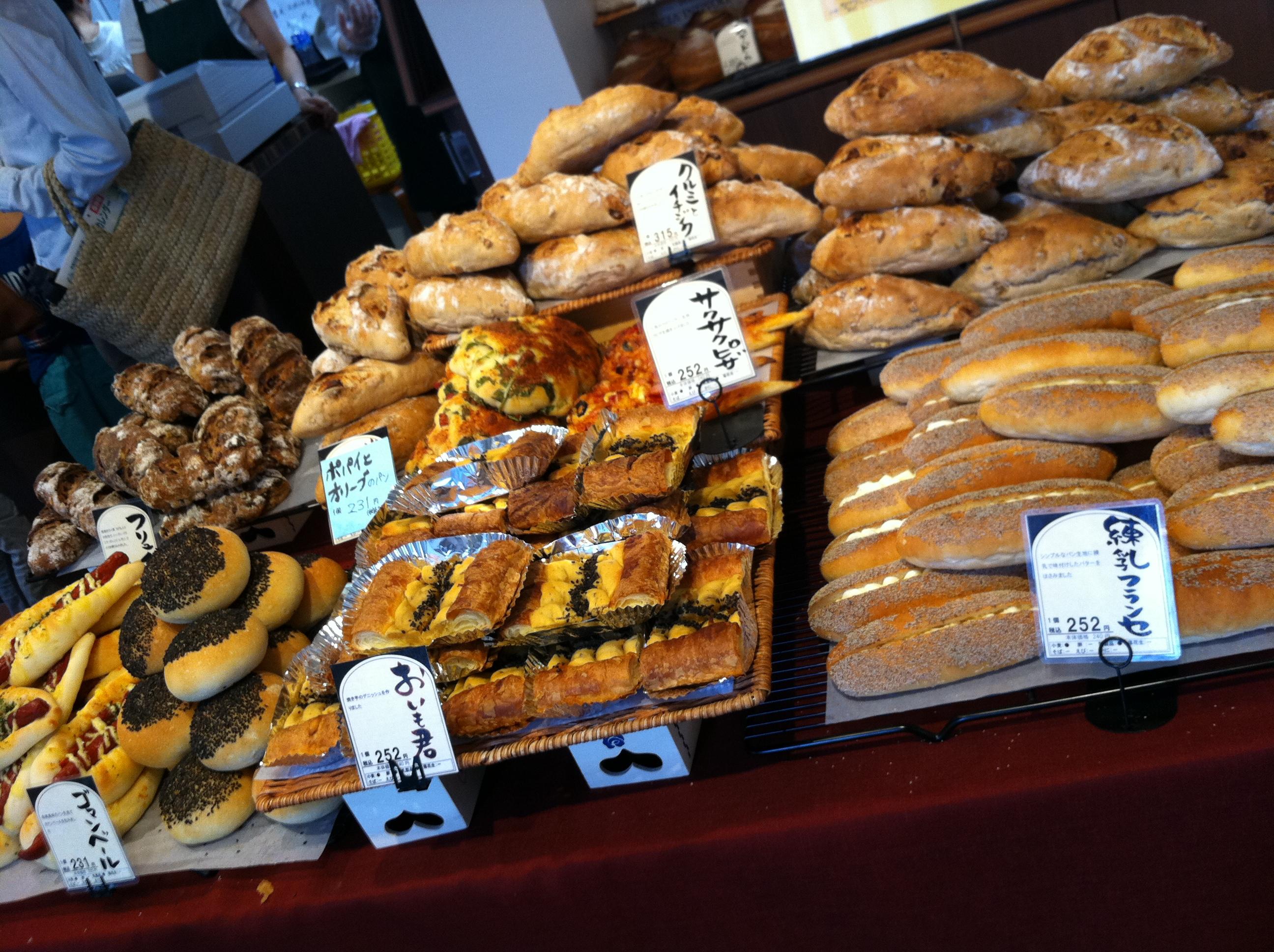 隠れた名店がずらり!!阿佐ヶ谷でおすすめのパン屋さん5選のサムネイル画像