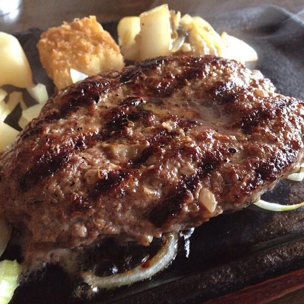 肉汁たっぷり!町田市内で食べられる美味しいハンバーグのお店。のサムネイル画像