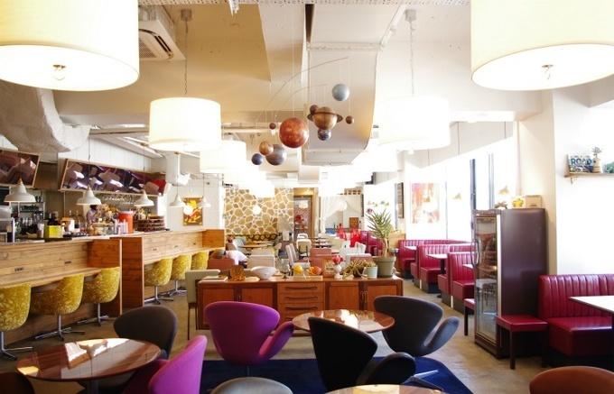 渋谷・宮益坂でのんびり落ち着けるカフェをお探しならこの店!のサムネイル画像