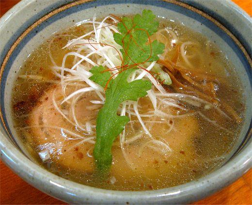 【大阪】暑い時にはあっさり塩ラーメン!大阪の塩ラーメン7選!!のサムネイル画像