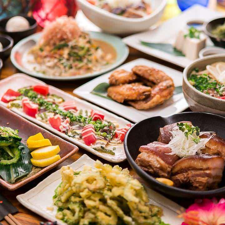 上野で沖縄を感じたい!本格的な沖縄料理がいただけるお店5選!のサムネイル画像