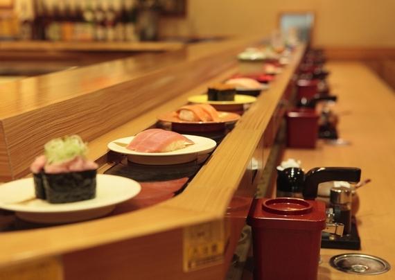 人気の回転寿司チェーンはどこ?回転寿司チェーンランキングのサムネイル画像