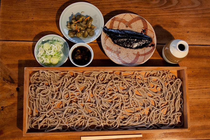 山形にきたらまずそばを食べてみて!おいしいそばをご紹介しますのサムネイル画像