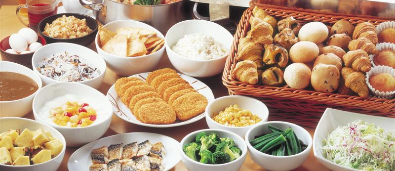 ちょっと贅沢に朝を過ごそう! ココスの朝食バイキング特集♪のサムネイル画像
