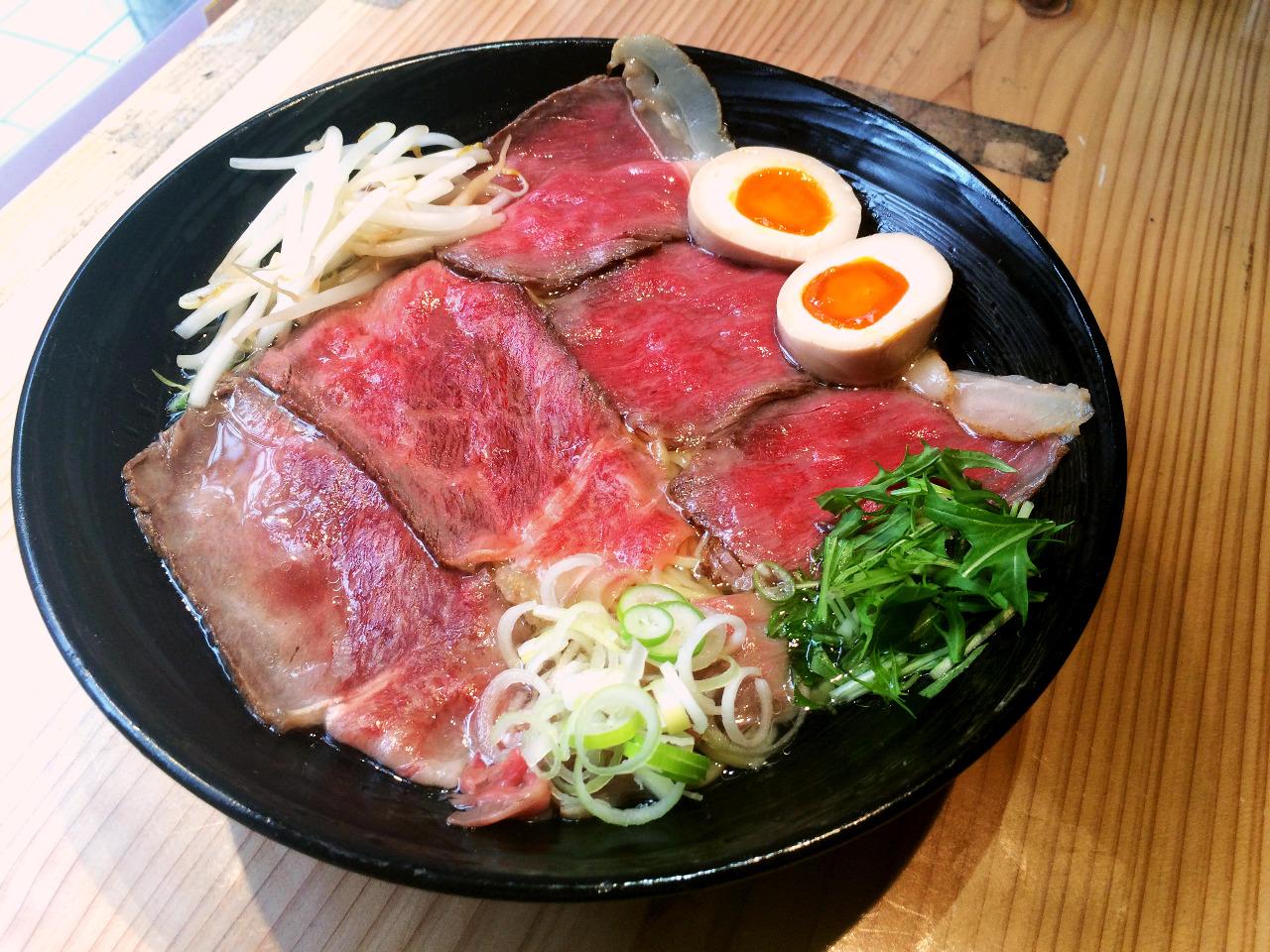 ラーメン激戦区! 高田馬場で、極上のラーメンを食べましょうのサムネイル画像