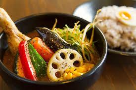 八王子でランチカレーを食べるとほんわかしますよね(^^)のサムネイル画像
