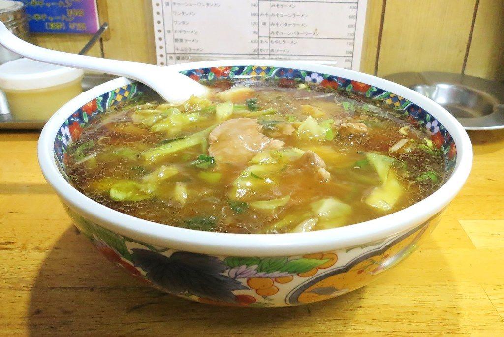 日本の中のアメリカ。福生のおいしいラーメンを頂きましょうのサムネイル画像