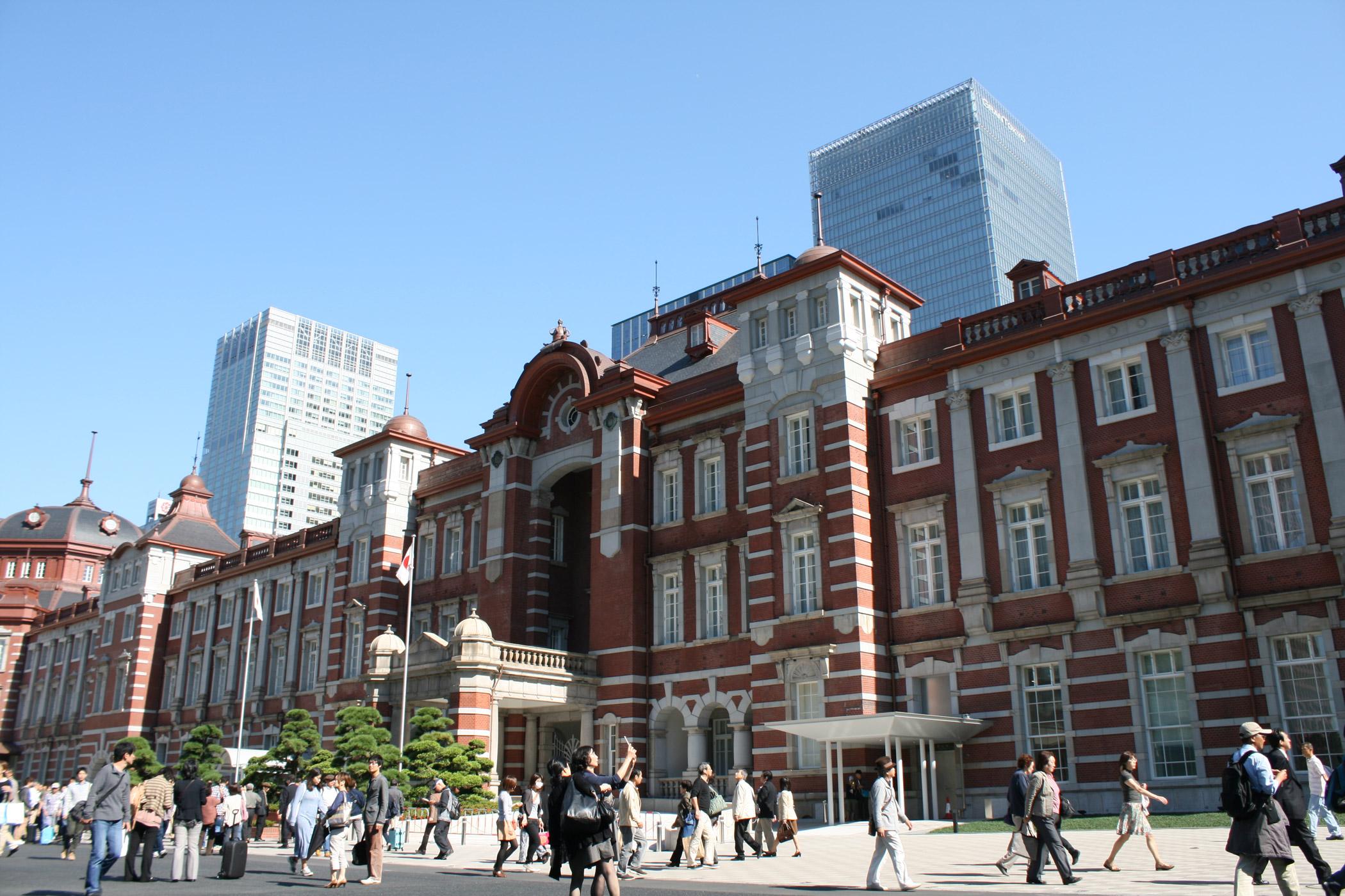 東京駅でランチ、ありゃ~、まだ決めてないの?…ランチセレクト6のサムネイル画像