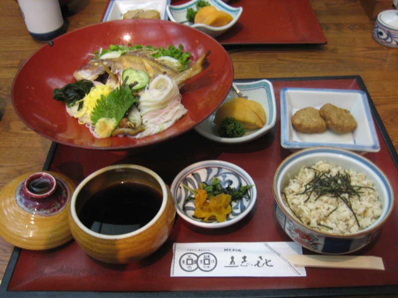 文豪たちに愛された温泉地。松山市の厳選ランチを頂きましょうのサムネイル画像