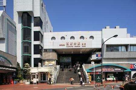 歴史を感じさせてくれる街、西新井西口周辺のおすすめランチ!のサムネイル画像