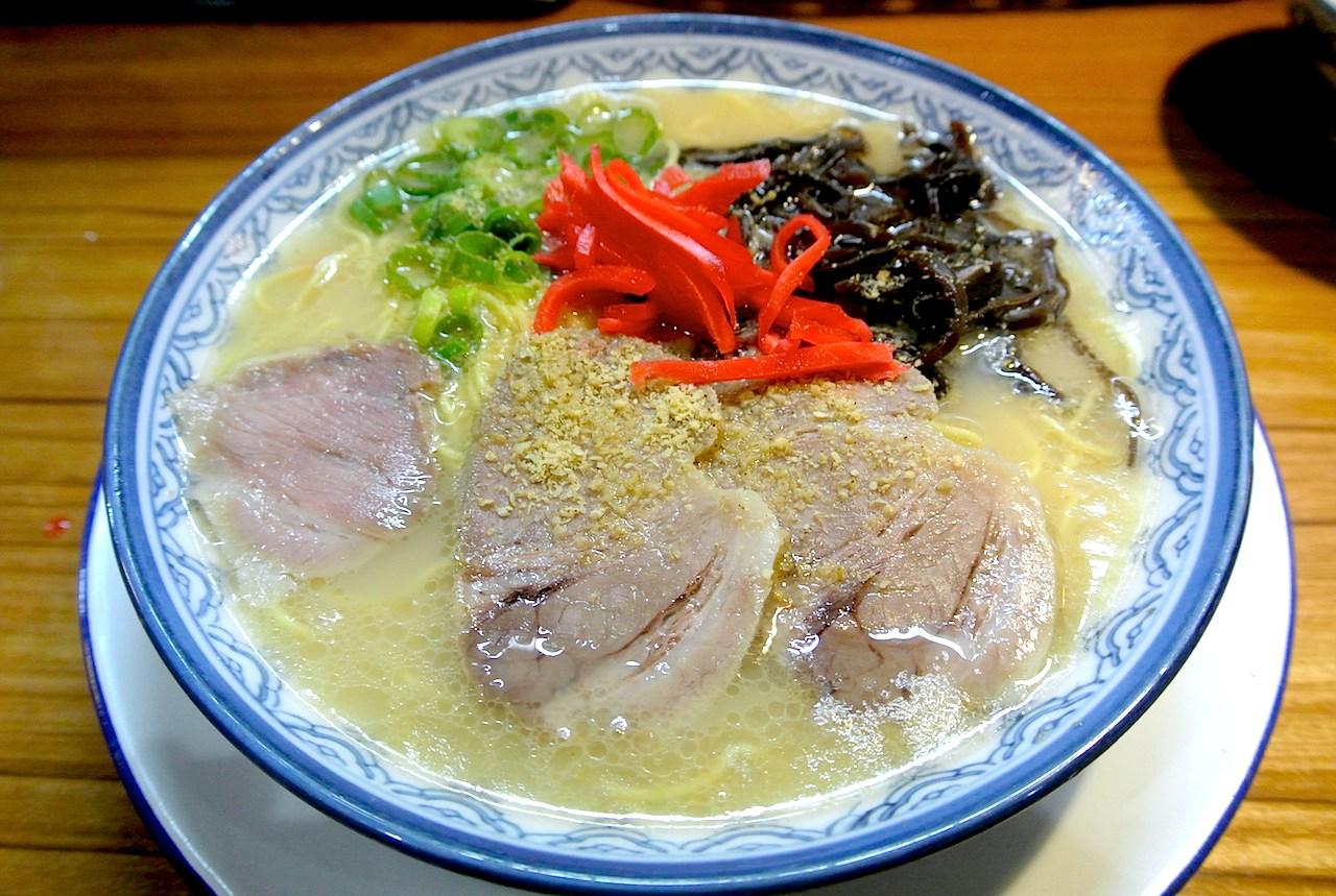 東京で唯一、都電が走る町。町屋のお薦めラーメンを紹介しますのサムネイル画像