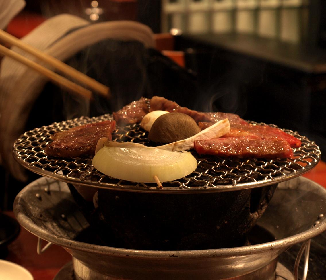 思いっきりお肉が焼きたい!食べたい!都内の焼肉食べ放題店のサムネイル画像