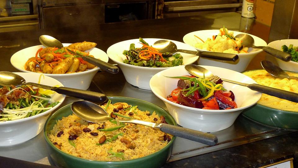 雰囲気良し!都内のランチビュッフェで美味しい料理が好きなだけ!のサムネイル画像