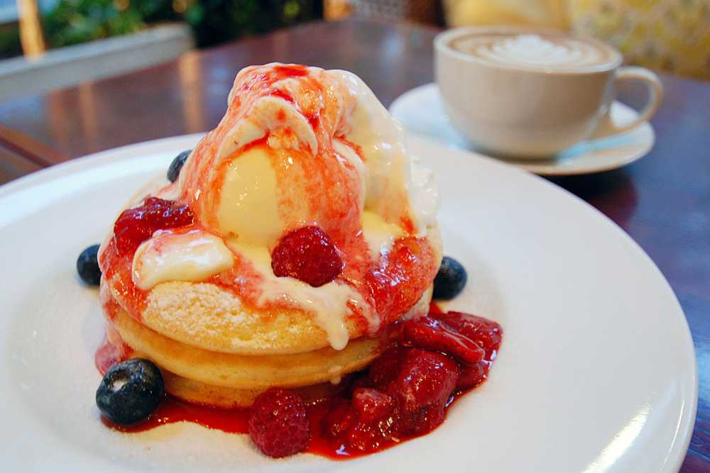 パンケーキ激戦区、原宿で食べる絶品パンケーキ♪おすすめ店6選のサムネイル画像