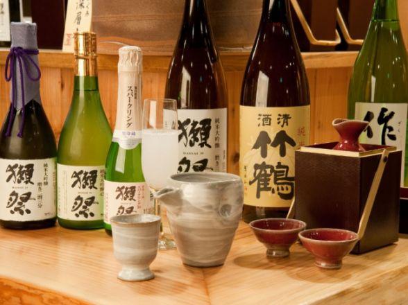 日本酒好きの方必見!!神楽坂で美味しい日本酒が飲めるお店5選のサムネイル画像