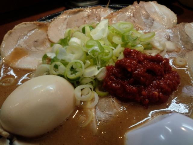 江戸の下町「門前仲町」で楽しもう♪  個性豊かなラーメン&つけ麺のサムネイル画像
