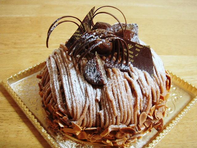 これでアタック!?おいしいモンブランケーキのお店とレシピ!のサムネイル画像