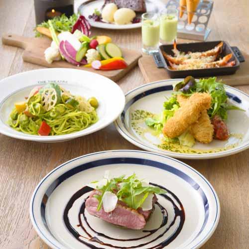 東京の素敵ランチ☆陽だまりのテラスで楽しむレストラン6選!のサムネイル画像